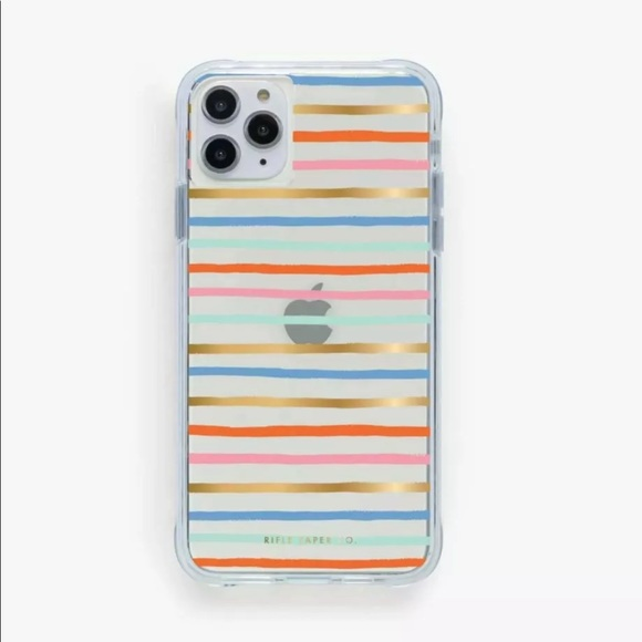 """Rifle Paper Co. IPhone 11 Pro Max 6.5"""" Case Happy"""